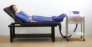 پرسوتراپی | درمان تکمیلی لاغری با دستگاه پرسوتراپی