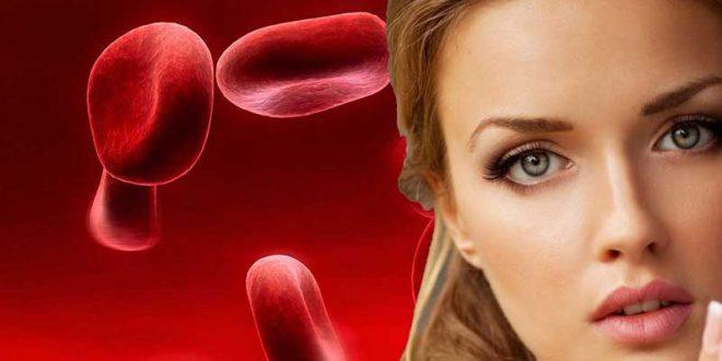 تشخیص و درمان انواع کم خونی